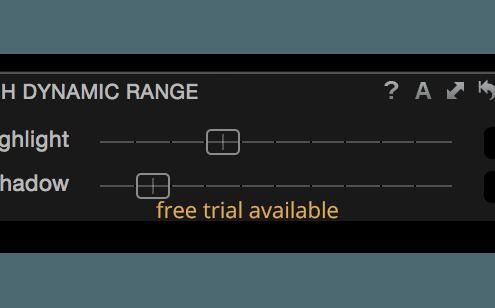 Capture One HDR tool (EN)