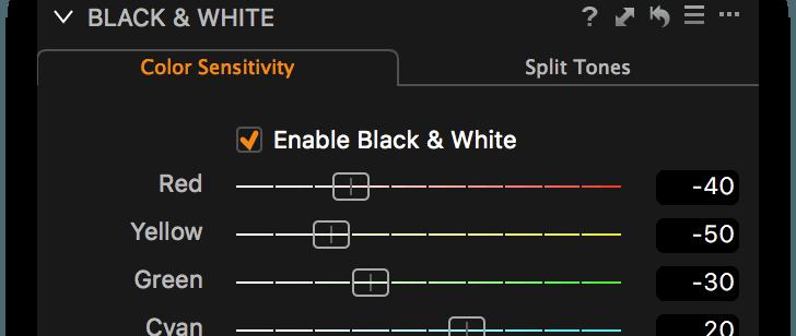 Black & White tool, shop