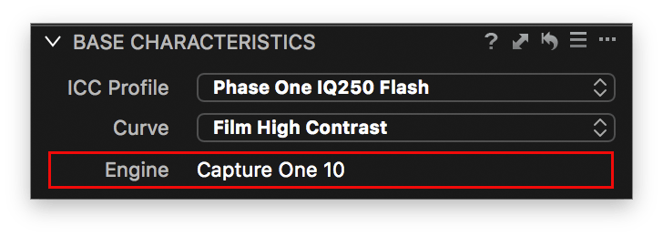 capture one 10 - engine 10