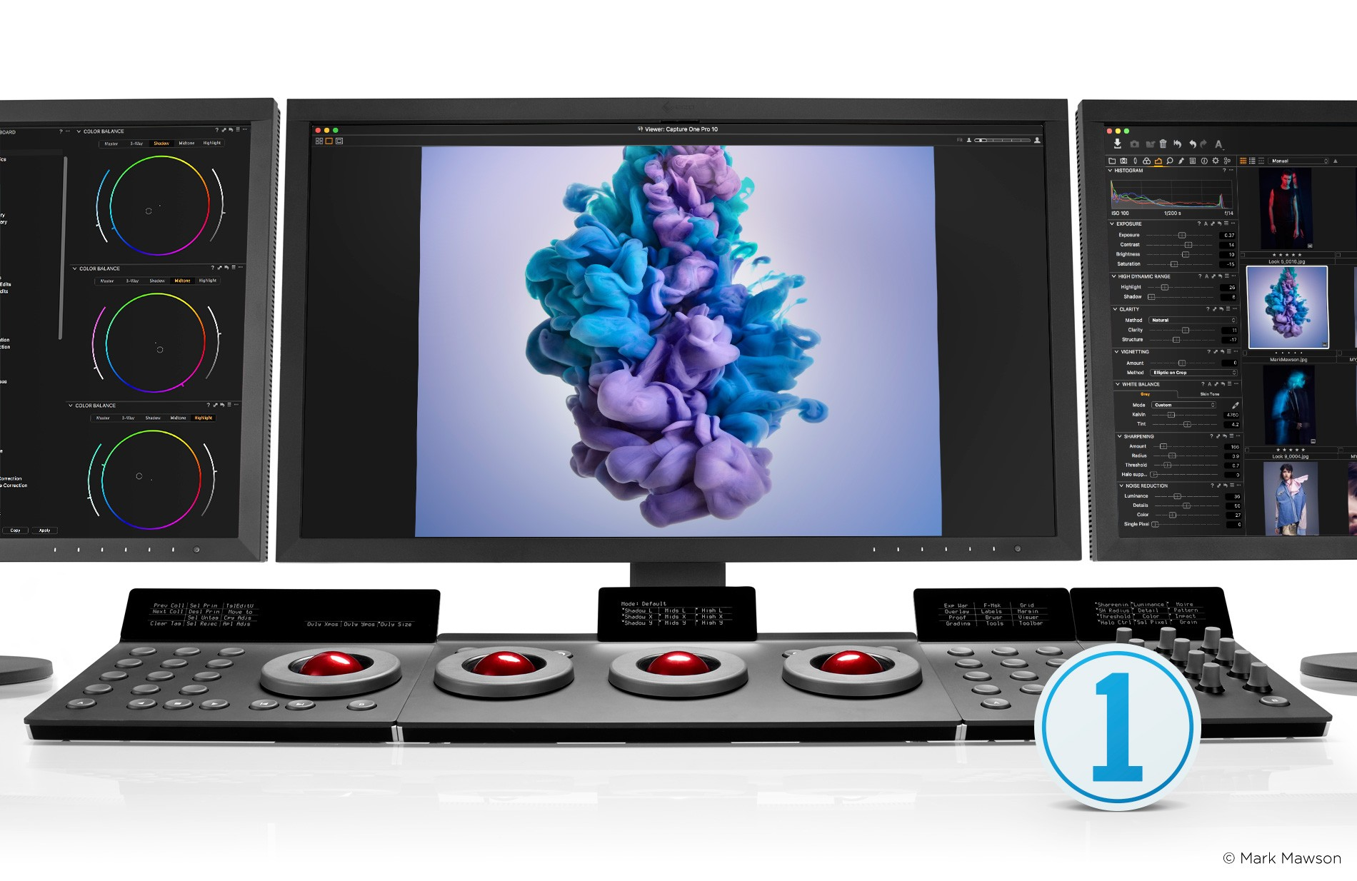 capture one pro 10 - tangent hardware