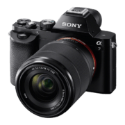 sony a7 camera with lens, wake-up call for sony shooters