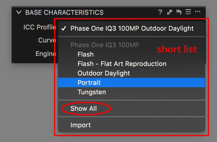 Camera Icc Profiles For Capture One Users Download