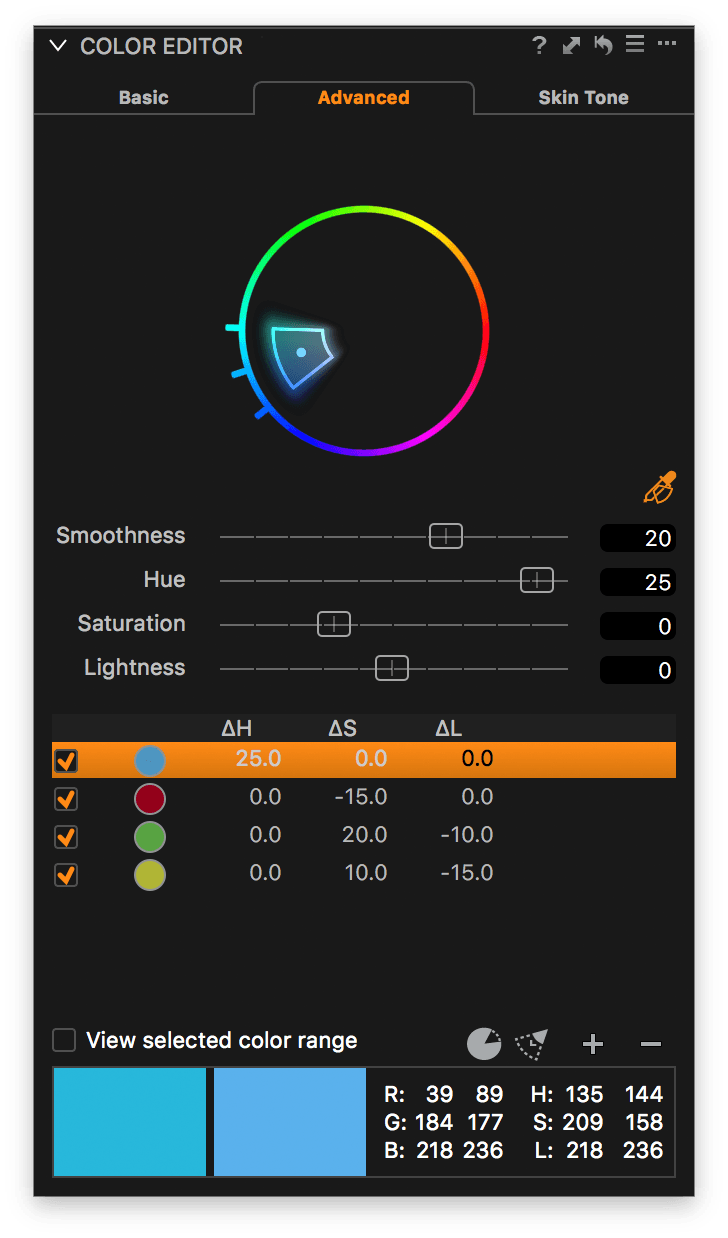 Capture One Color Editor Image Alchemist