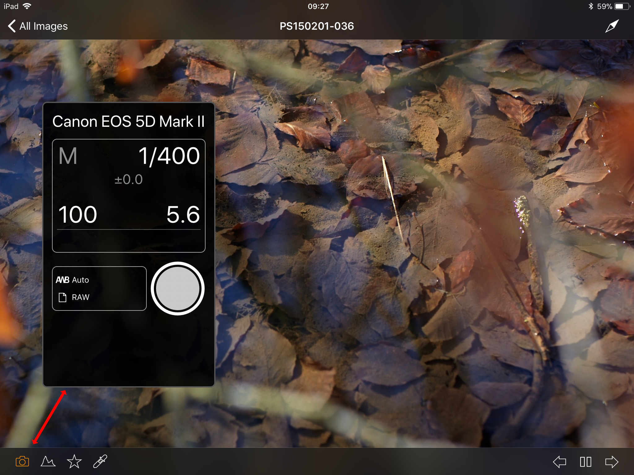 using capture pilot with capture one, capture pilot app, camera control
