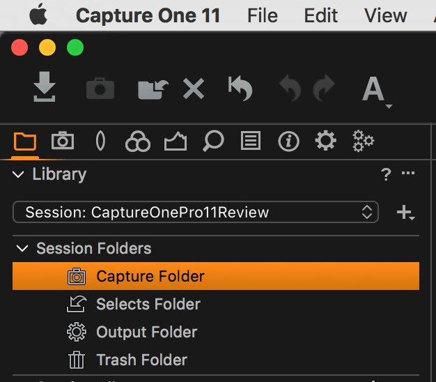 capture one pro 11 review, default workspace