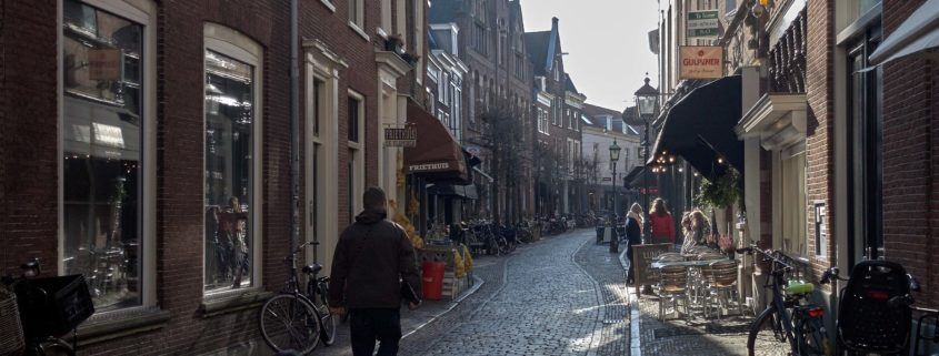 capture one composition tools, haarlem old town