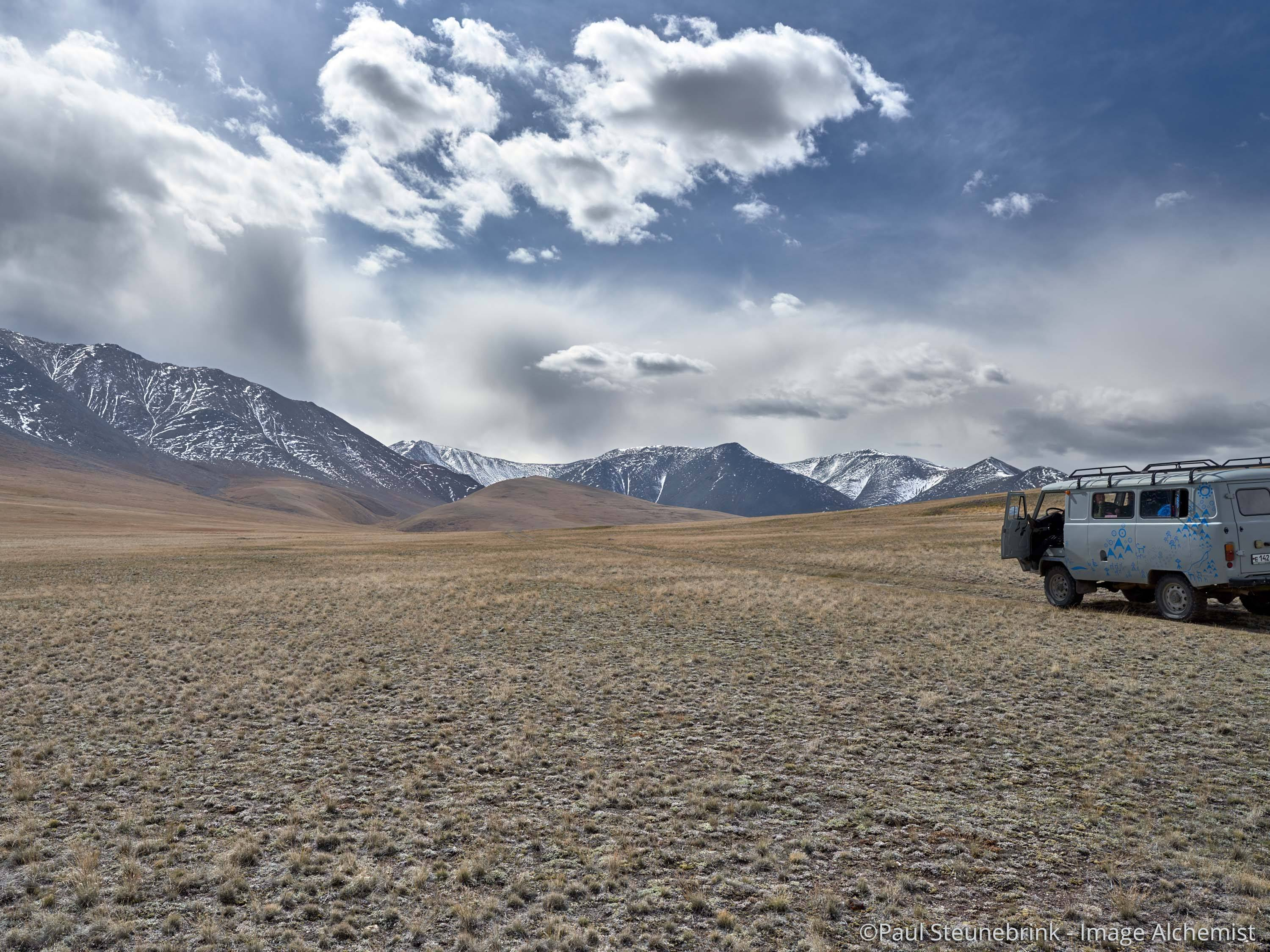 capture one 12.1 review, crossing the steppe, altai, Siberia, russia