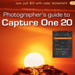 photographer's guide to capture one 20, square