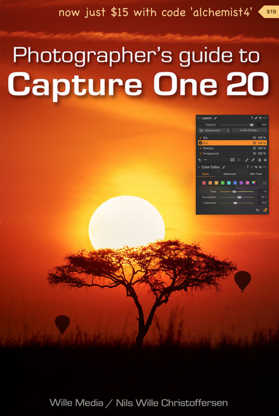 photographer's guide to capture one 20, with discount code