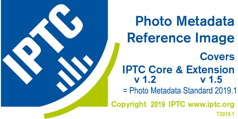 reference image, IPTC standard 2019.1