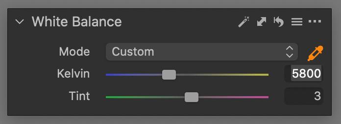 white balance tool, capture one 21