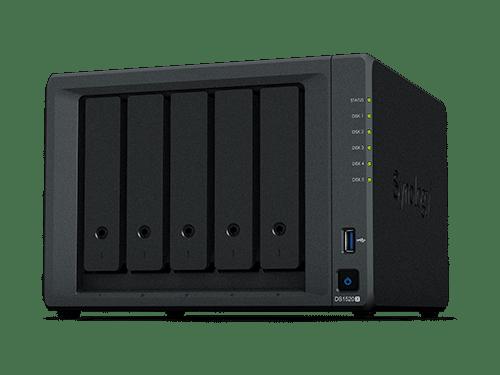 synology diskstation ds1520+
