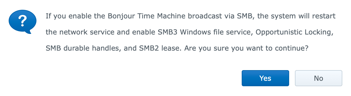synology, control panel, file services, smb, dsm6